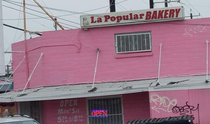 La Popular Bakery on San Antonio's Westside