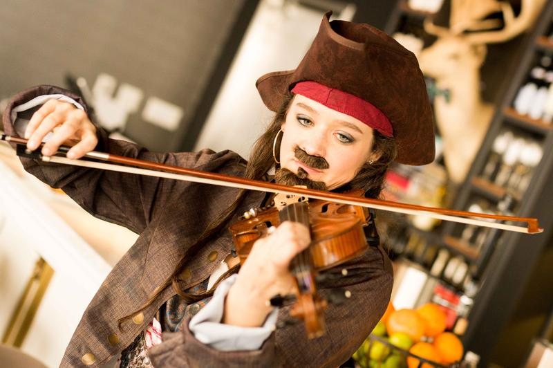 "San Antonio Symphony's ""Pirates of the Caribbean"""