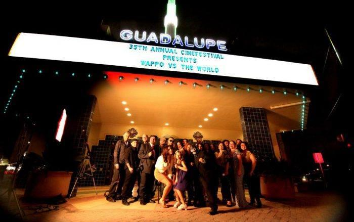 Guadalupe Cultural Arts Center during the 35th annual CineFestival.
