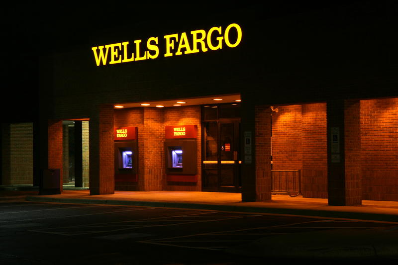 USAA is suing Wells Fargo infringing on four of its patents having to do with mobile check depositing.