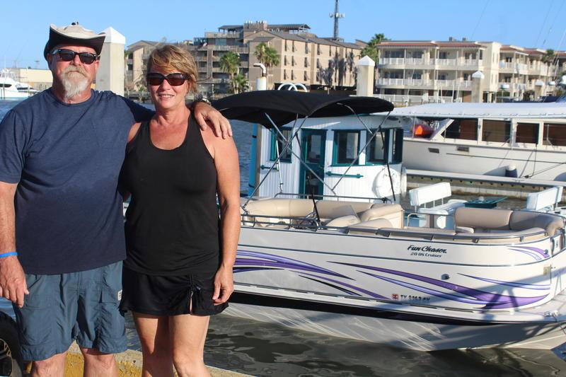 Randy Burgess and Diana Burgess
