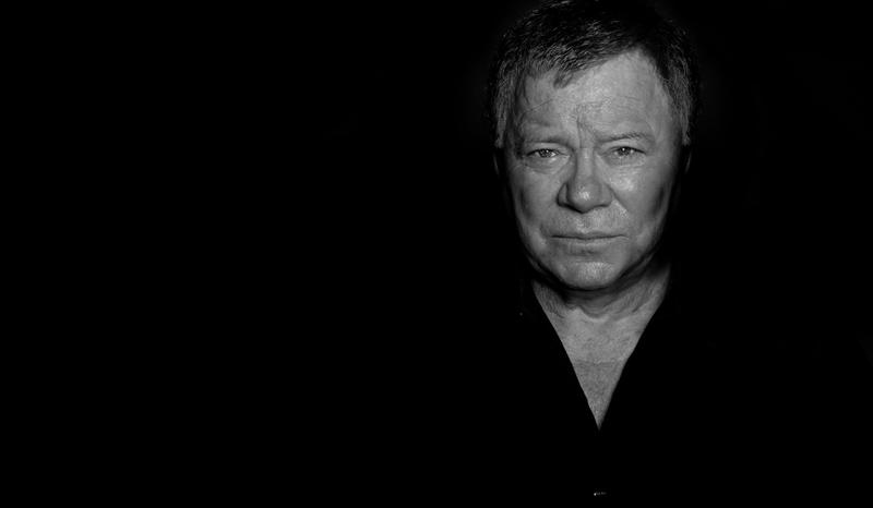 William Shatner will be at the Tobin Center on Friday, June 22.