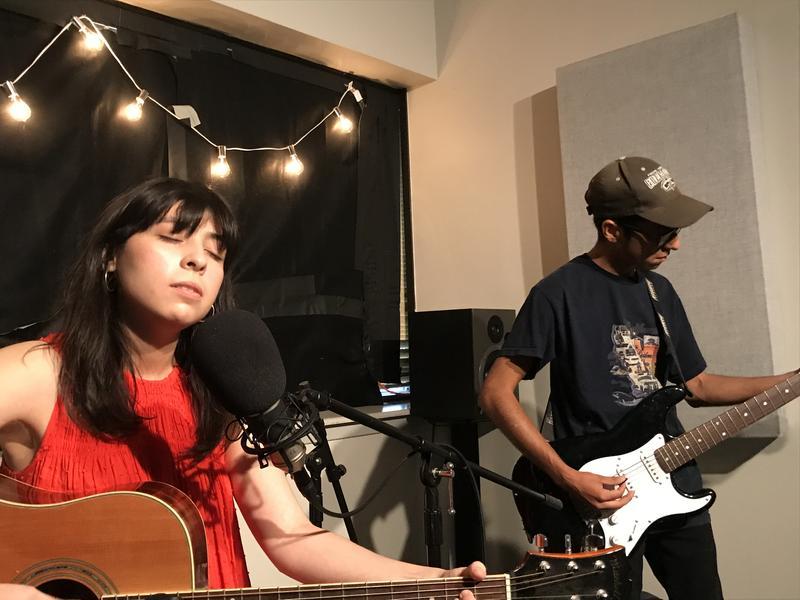 Kassandra Ayala and Nehemiah Alvarado
