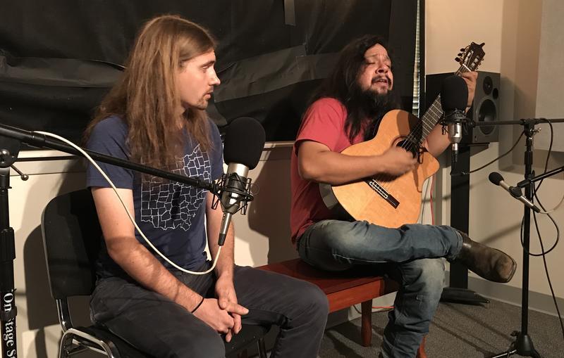 Nicholas Spyker and Orlando Gonzales