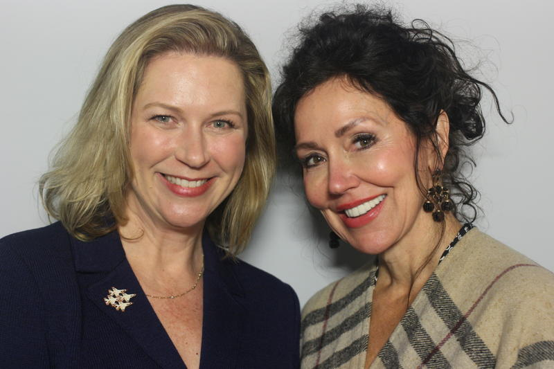 "Anne Krause and Andrea ""Andi"" Rodriguez"