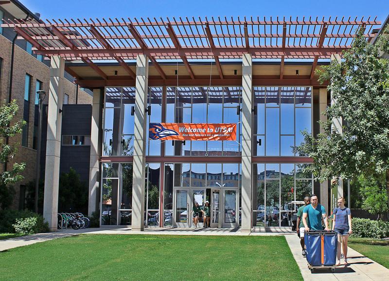Classes start Tuesday at the University of Texas at San Antonio.