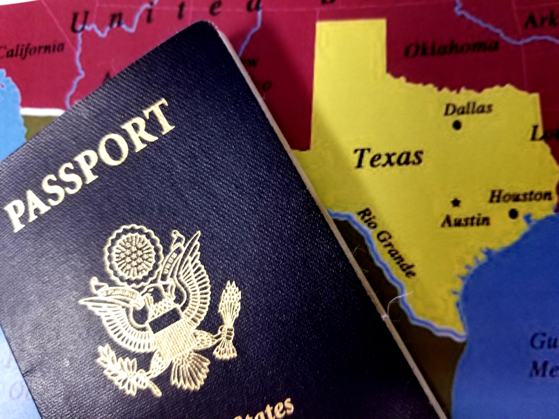 U.S. citizens, born in the country, can be denied a U.S. passport.