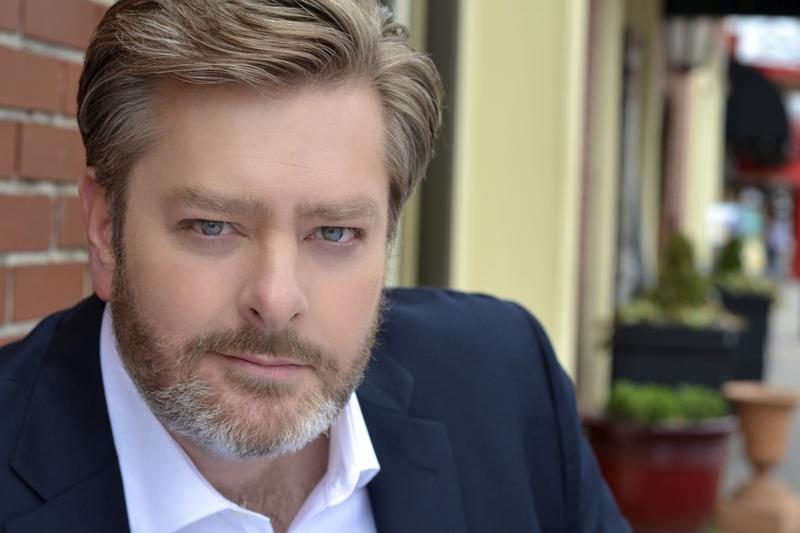 Weston Hurt, baritone, stars as Germont in