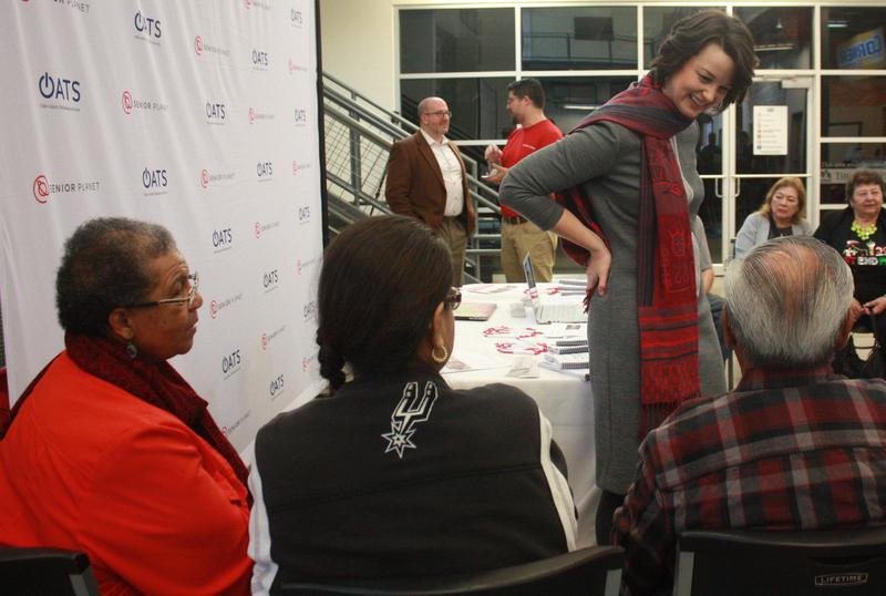 Nonprofit Aimed At Helping Seniors Bridge The Digital