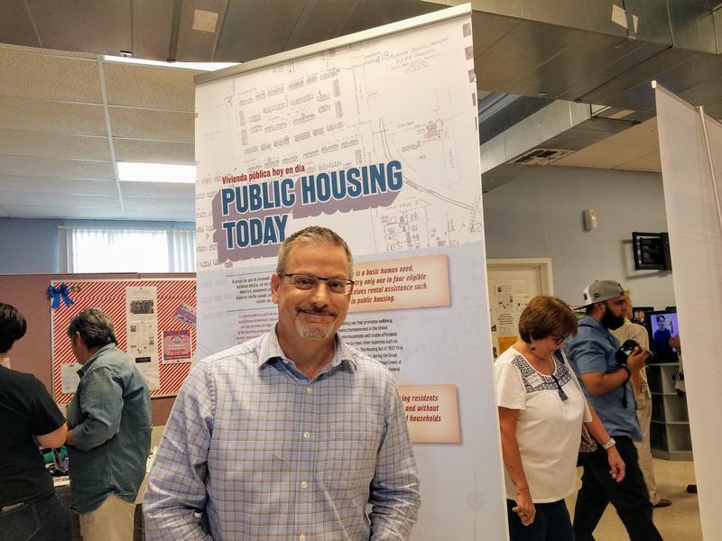 David Nisivoccia, president & CEO of the San Antonio Housing Authority.