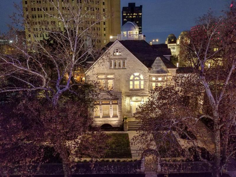The Maverick-Carter House in downtown San Antonio is now open to the public.