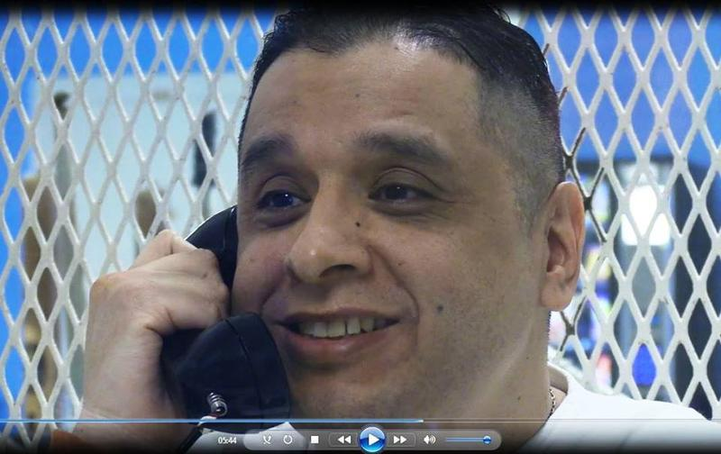 """Joseph Garcia is a member of the """"Texas 7."""" He is on Texas' Death Row."""