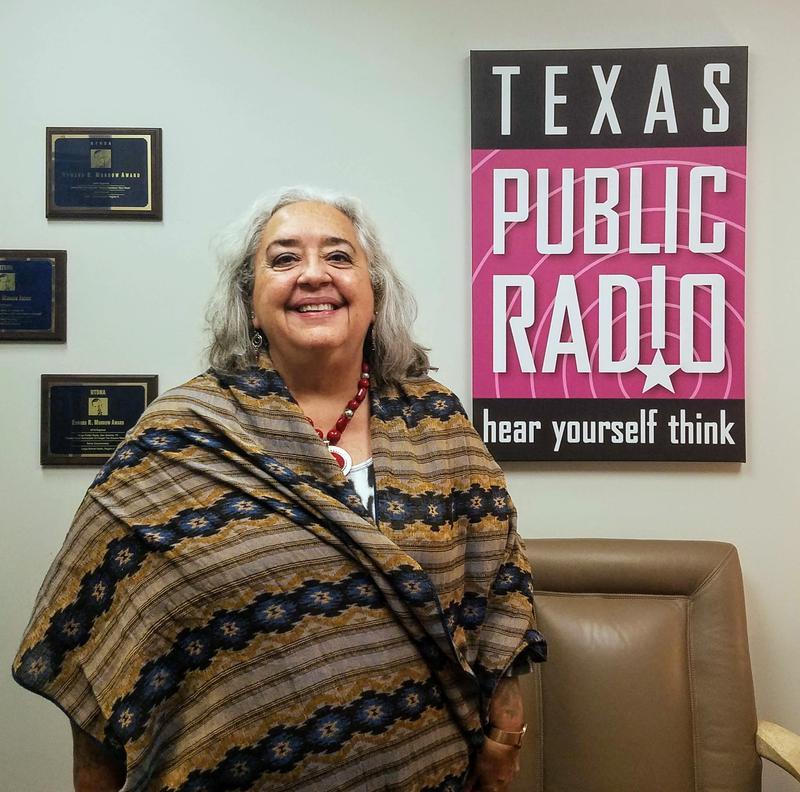 Yolanda Chávez Leyva, associate professor of history at the University of Texas at El Paso.