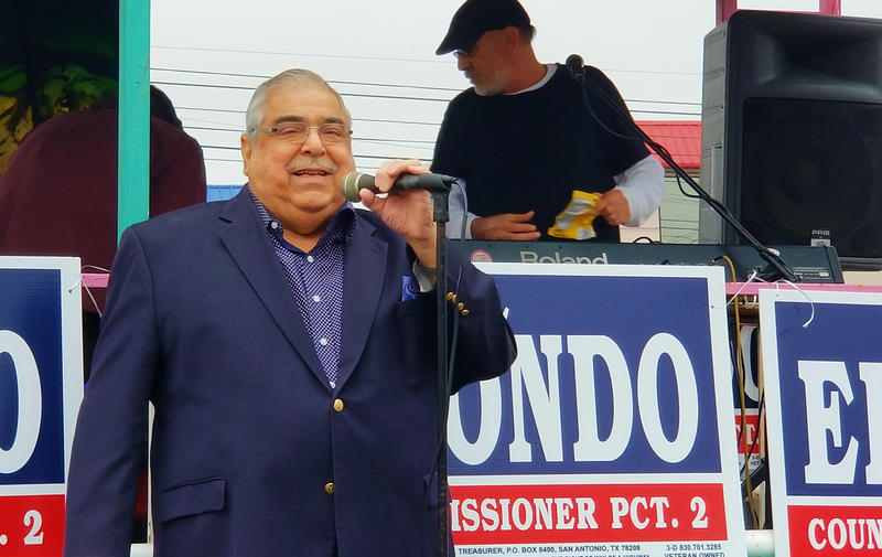 Longtime Bexar County Commissioner Paul Elizondo died on Thursday (12/27.18)
