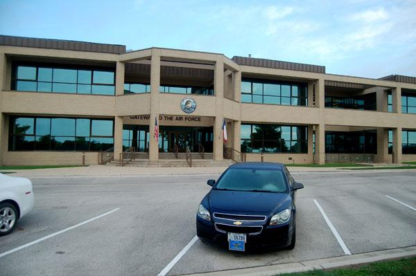 Headquarters to the 37th Training Wing