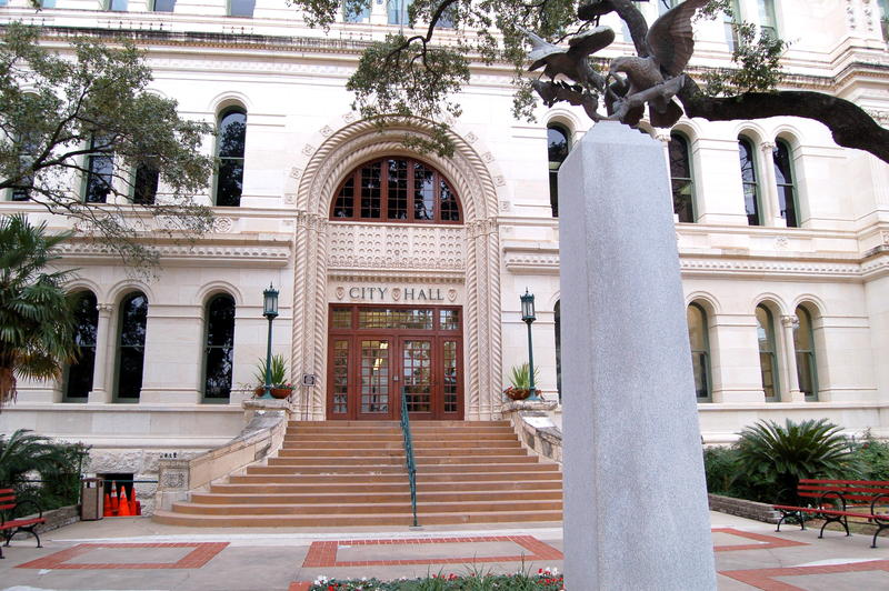 San Antonio City Hall