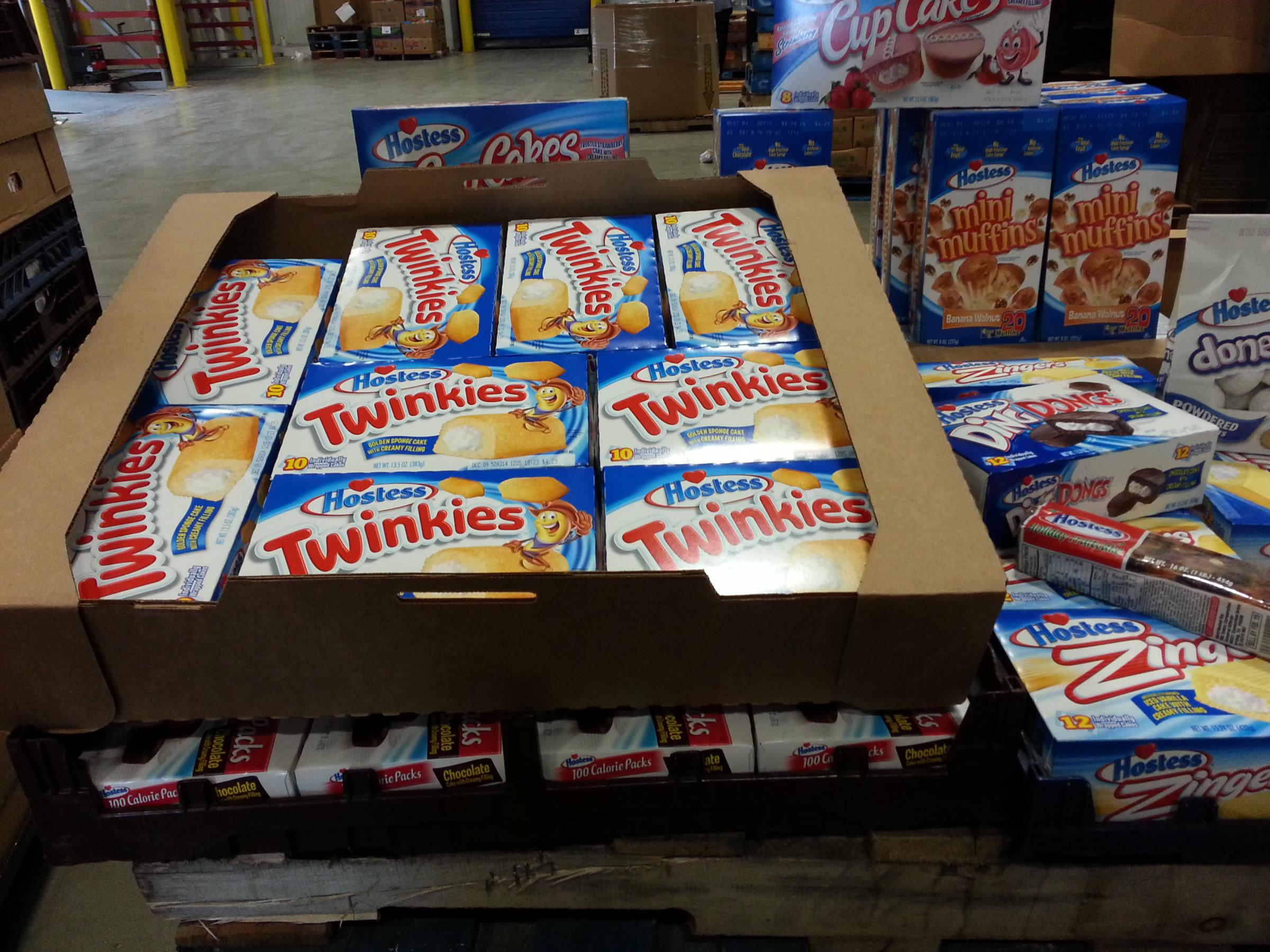 Hostess Brands Donate Twinkies Ho Hos And Zingers To San