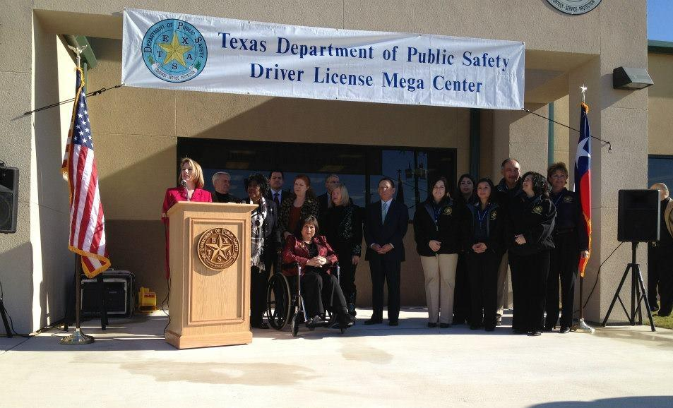 Driver S License Mega Center May Reduce Wait Times Texas