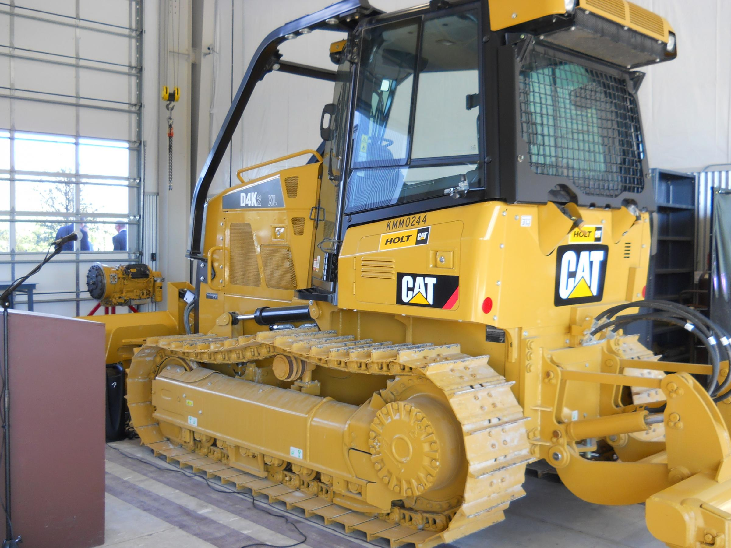 Holt Cat Announces Largest Expansion In 80 Year History