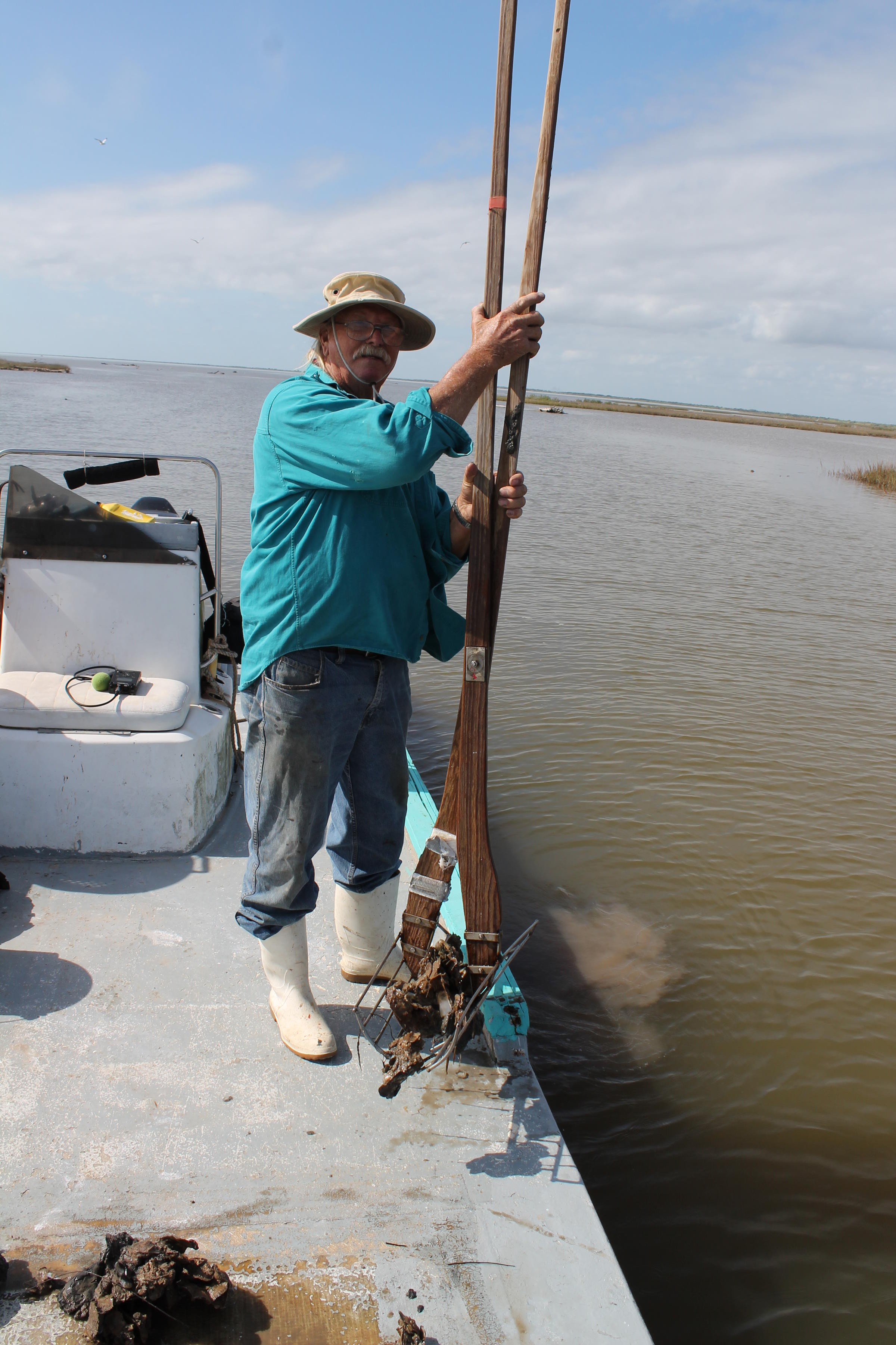 How lcra river restrictions are affecting oyster for East matagorda bay fishing report