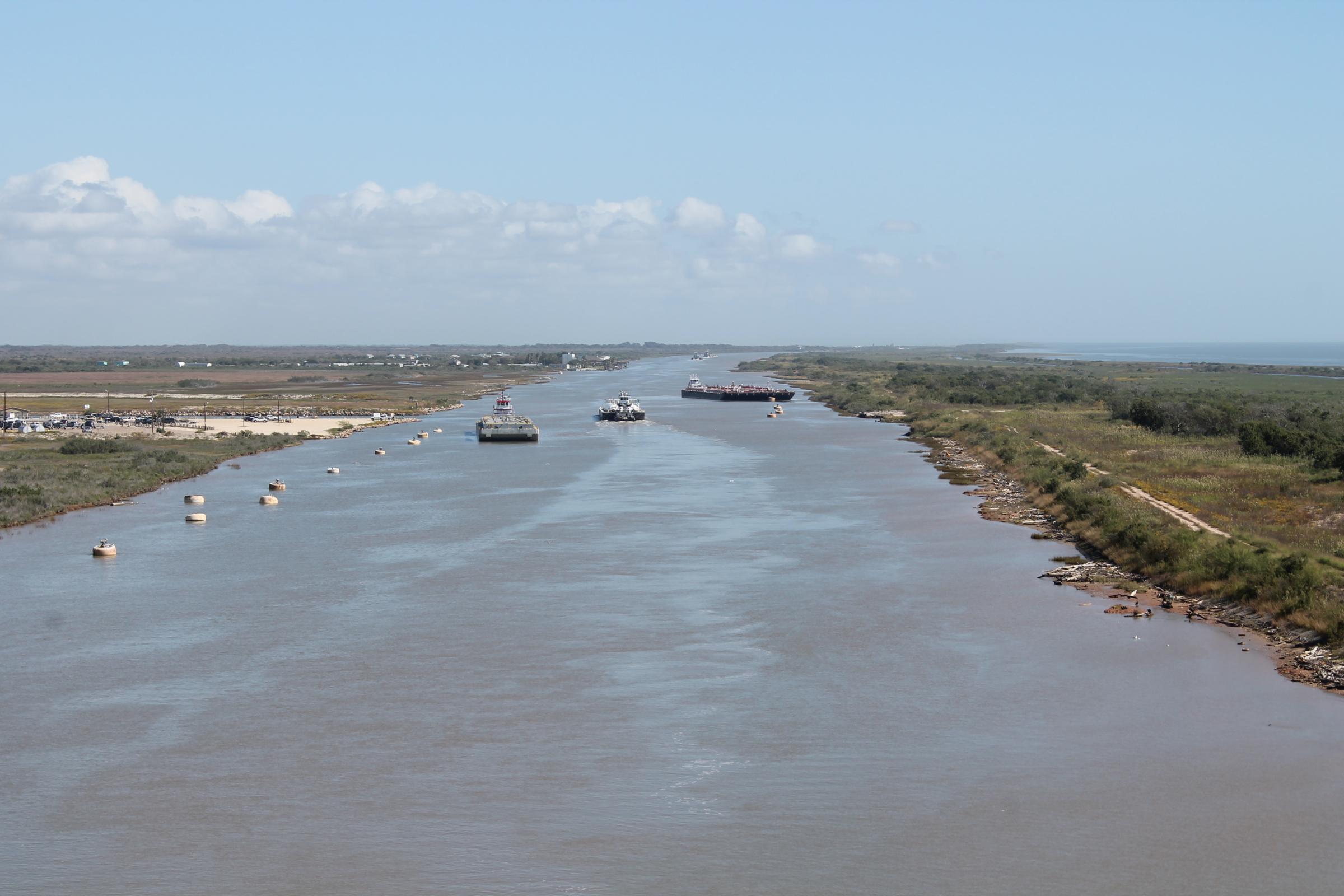 Matagorda Bay Water