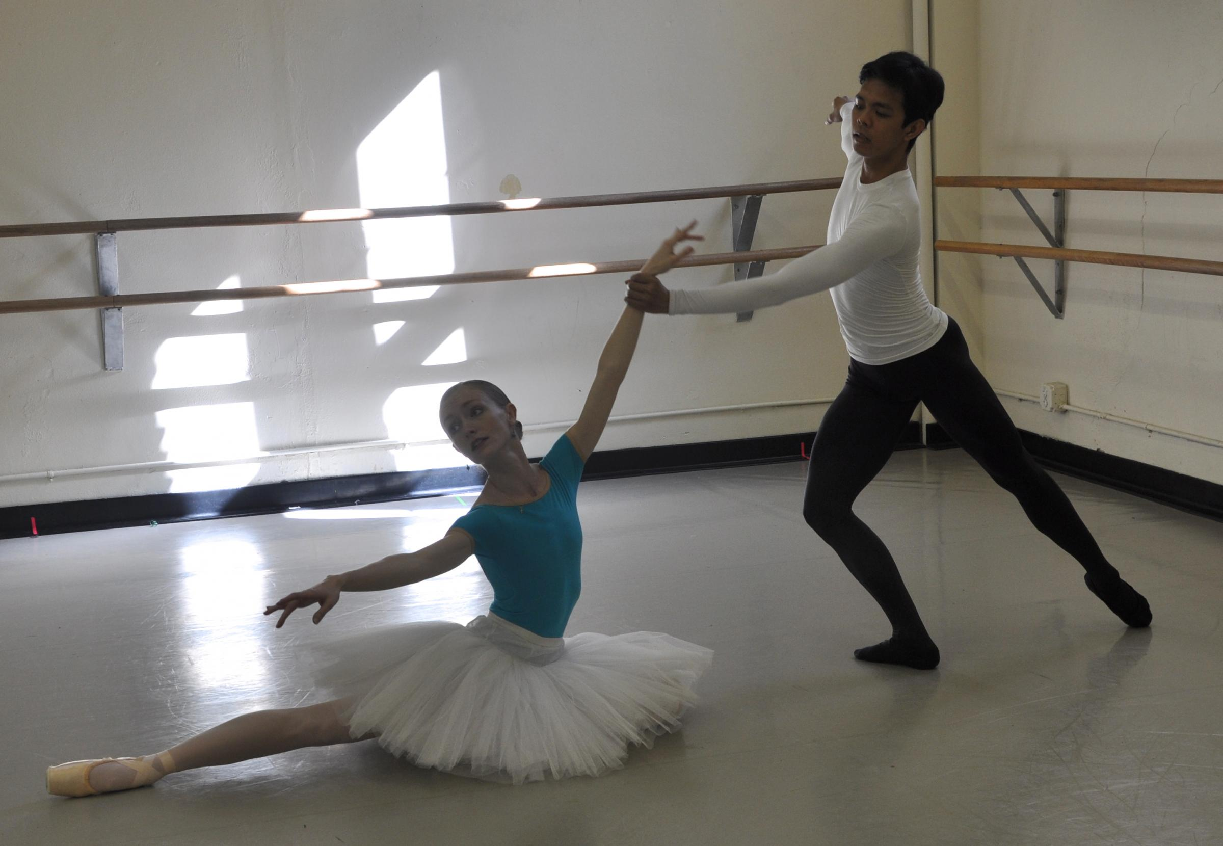 Ballet San Antonio Steps Away From The Barre And Into A