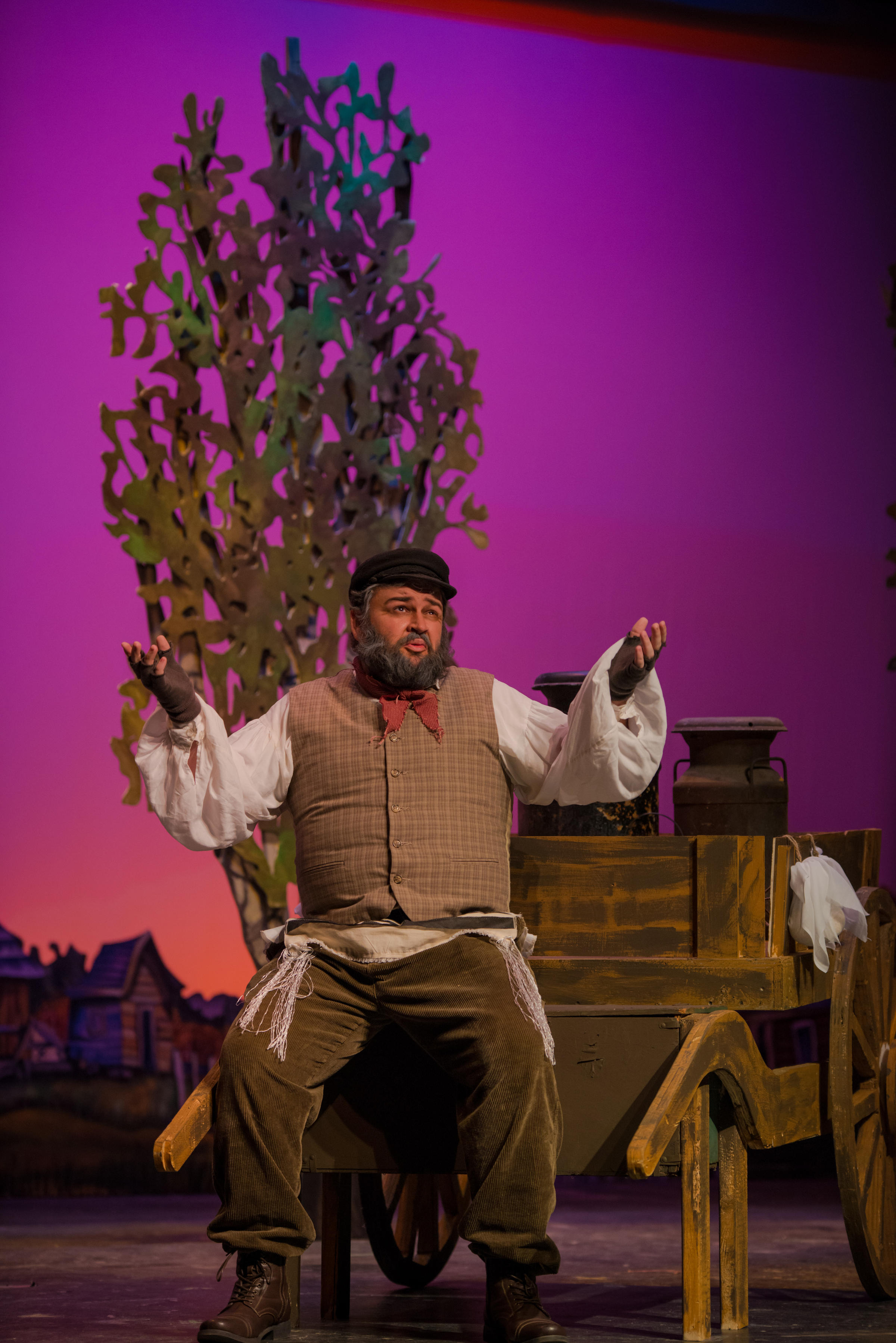 Magic In The Music Playhouse Set For Fiddler On The Roof
