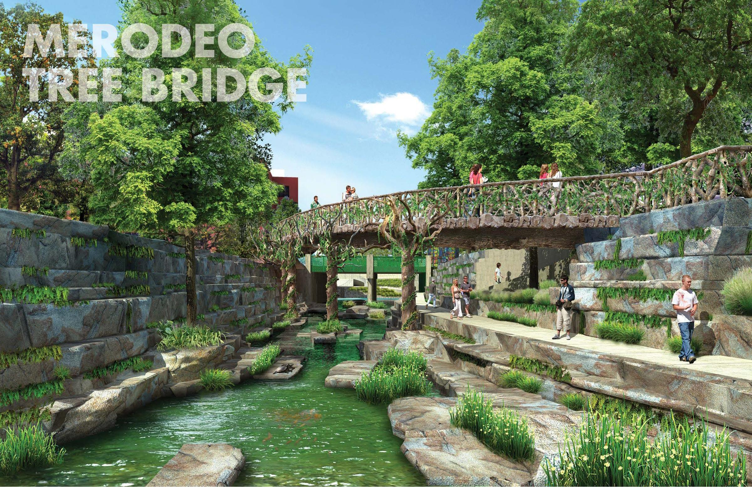 The San Antonio Symphony San Pedro Creek Project And Huey