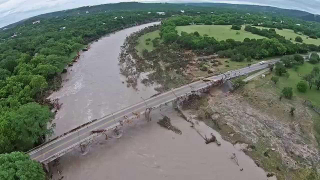 Wimberley Residents Evacuate After Another Round Of