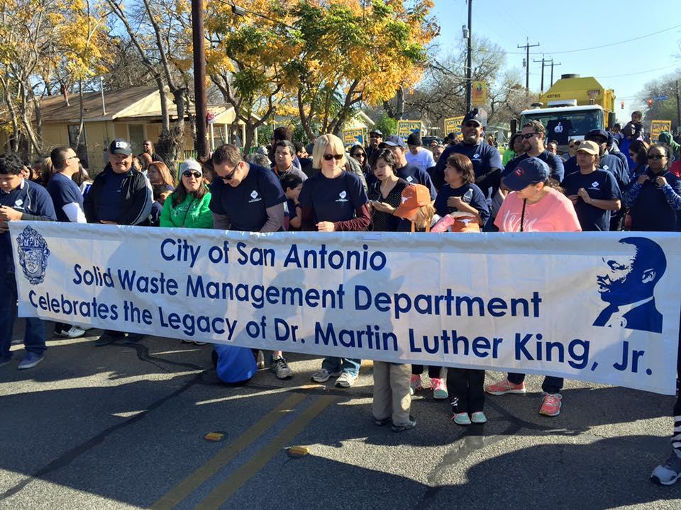 San Antonio Mlk March Celebrates 30th Anniversary Texas Public Radio