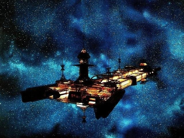The USS Cygnus