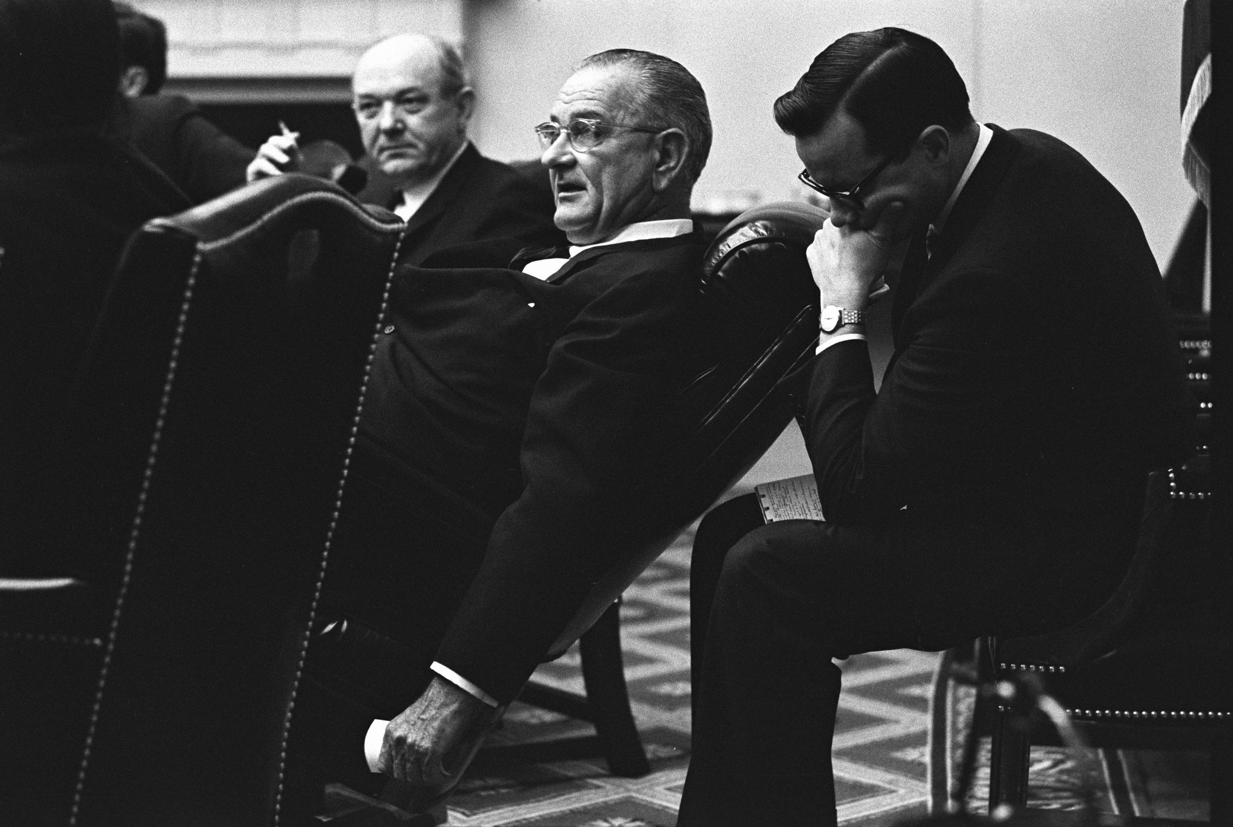 vietnam as lyndon johnson Speech on vietnam (1965) lyndon b johnson [what president kennedy pledged generally is his inaugural address in 1961, his successor president johnson applies directly to vietnam in 1965.