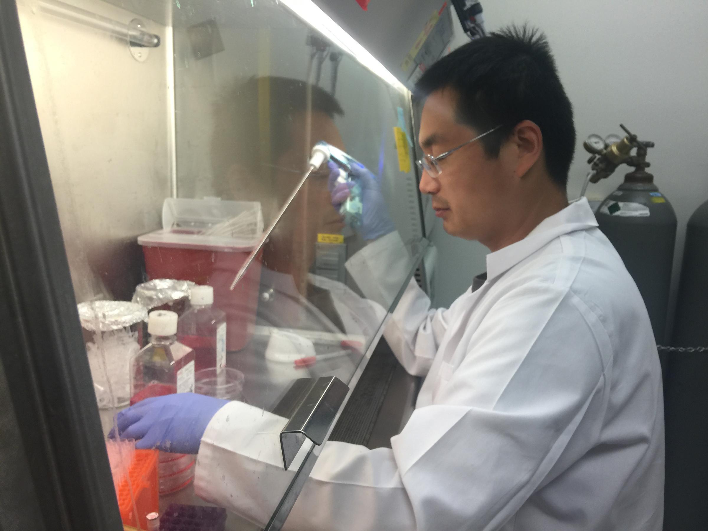 San Antonio Scientists Battling Zika In The Lab Texas