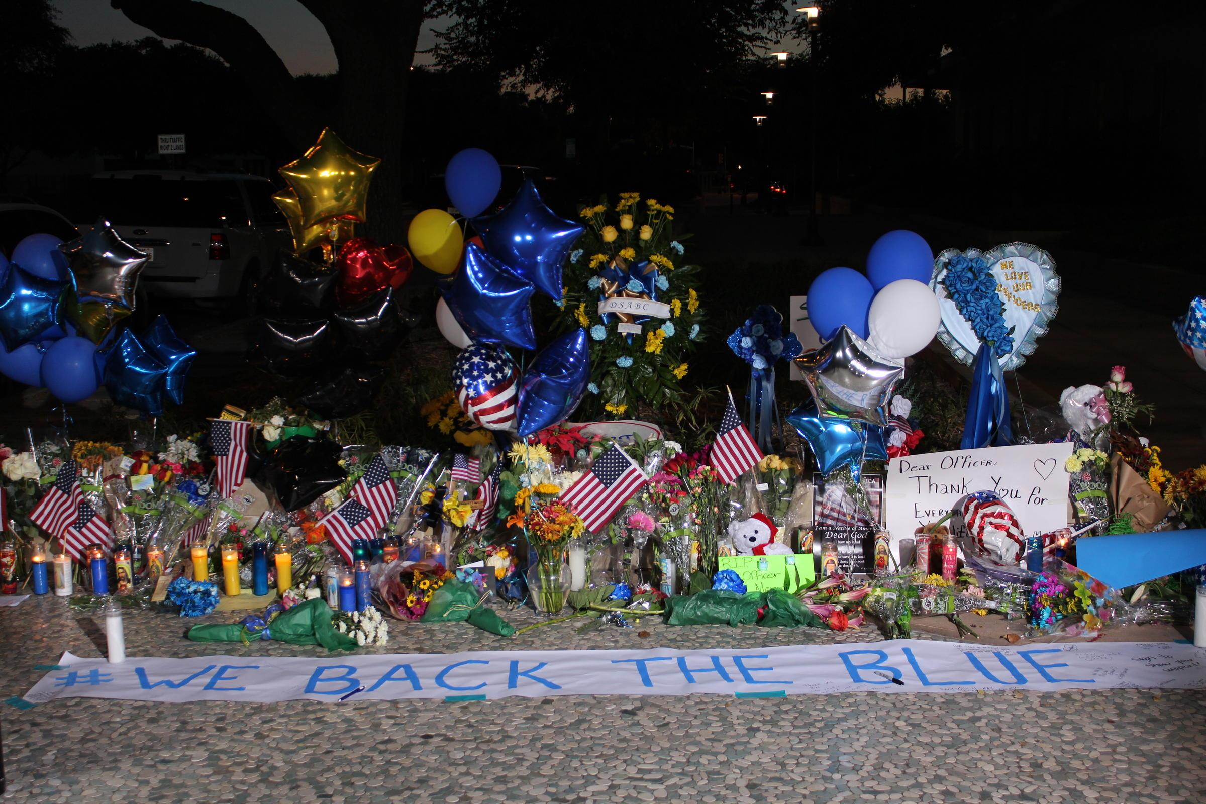 Slain San Antonio officer recalled as genuine and generous