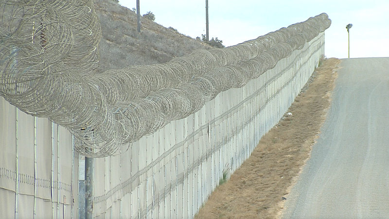 Border Wall Bids Pipeline Workers Help Catch Drug