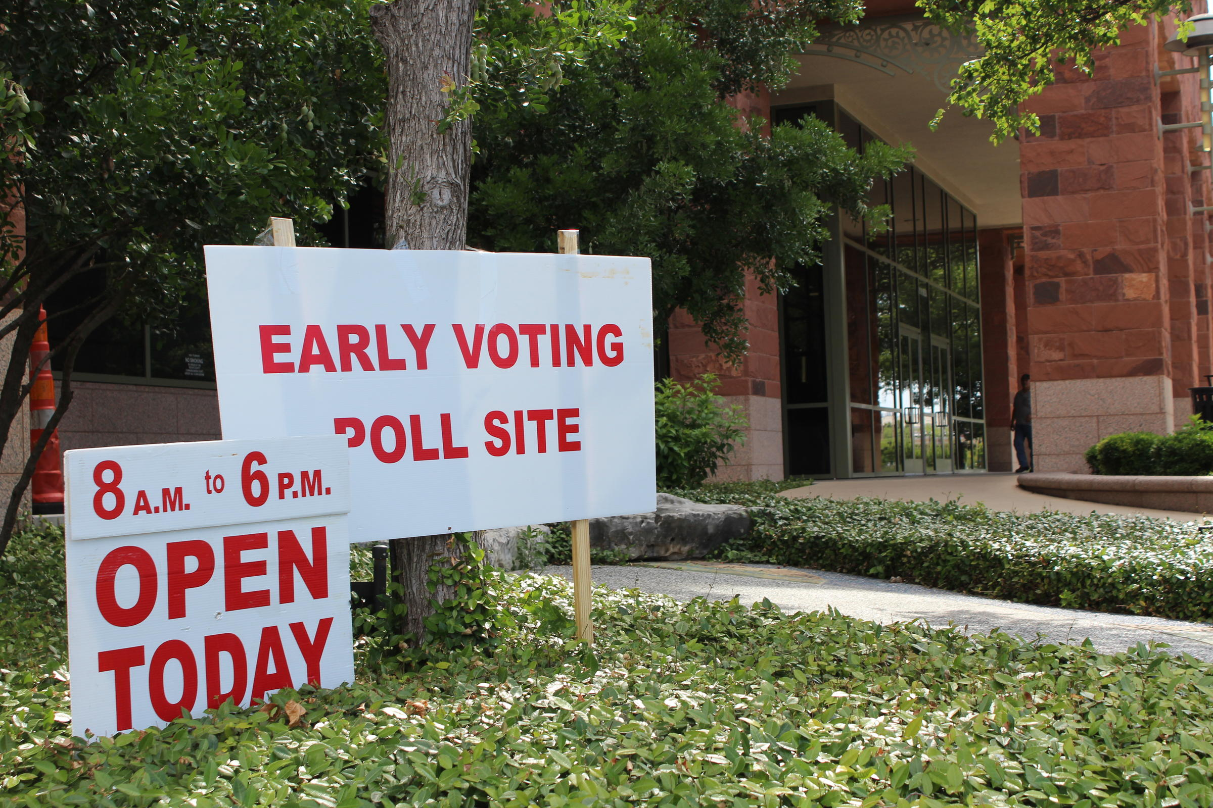 Early voting for primaries to open in Lubbock