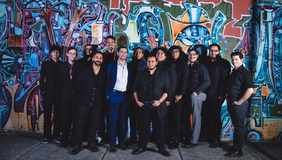 53c06646779f San Antonio Band Volcán Gives A Voice To Latin Culture