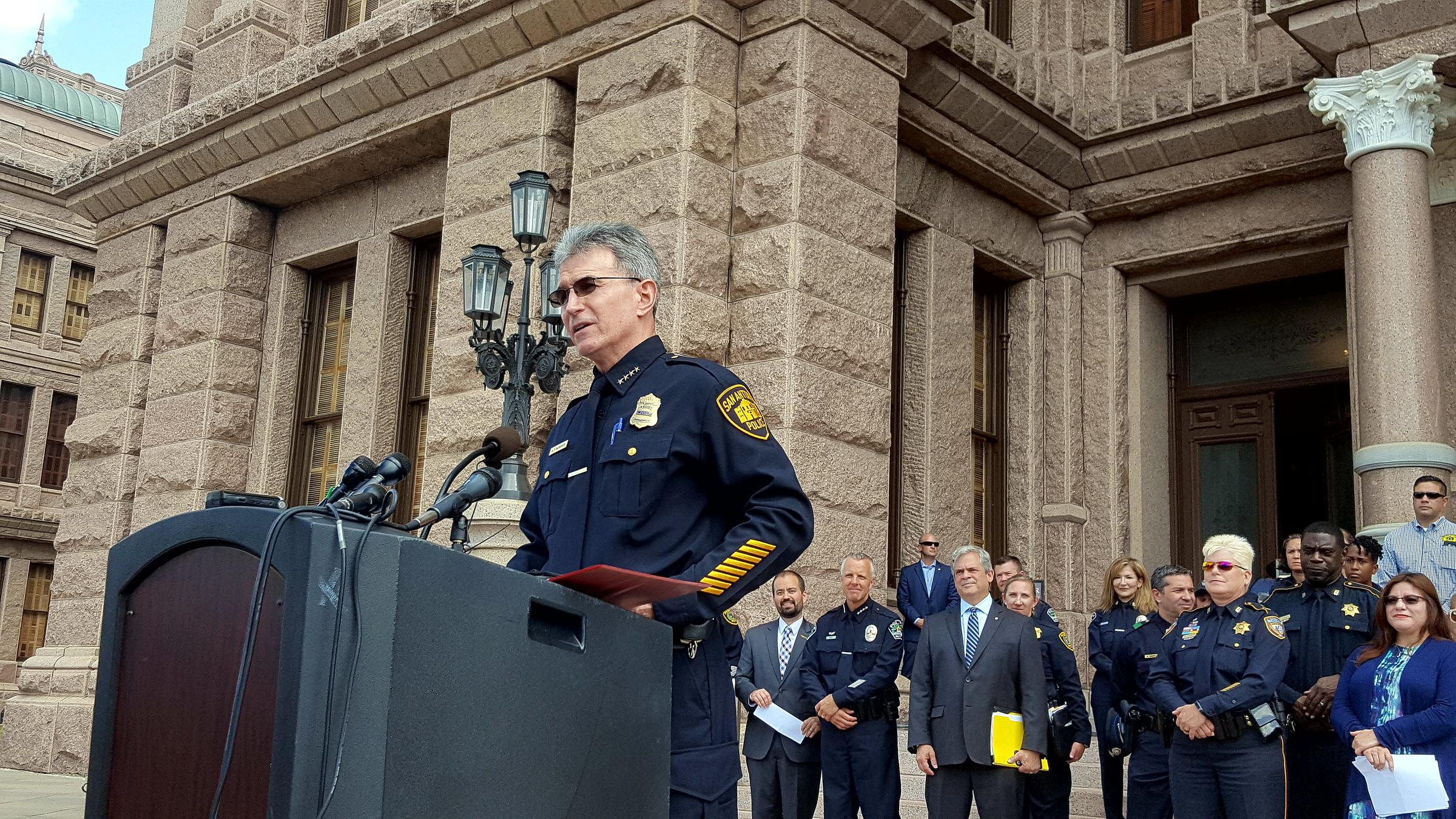 Bathroom Bill Texas law enforcement leaders decry transgender bathroom bill | texas