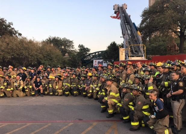 Tulsa's memorial stair climb honors first responders in 9/11