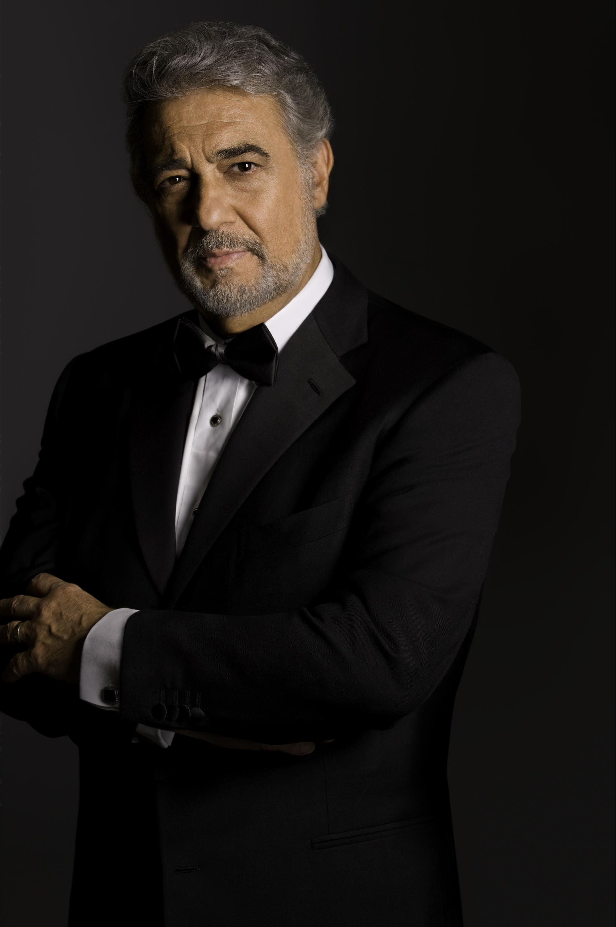 The King of the Opera, Placido Domingo, opened the Dubai Opera, designed by Atkins 87