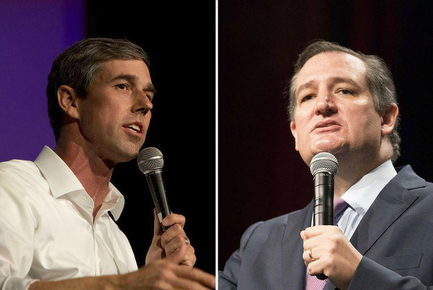 Cruz, ORourke clash over immigration, Trump, guns during intense debate