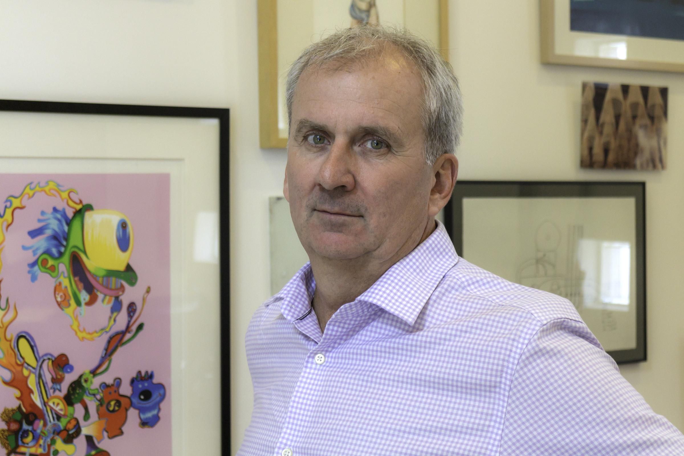 San Antonio S Artpace Selects New Director Texas Public