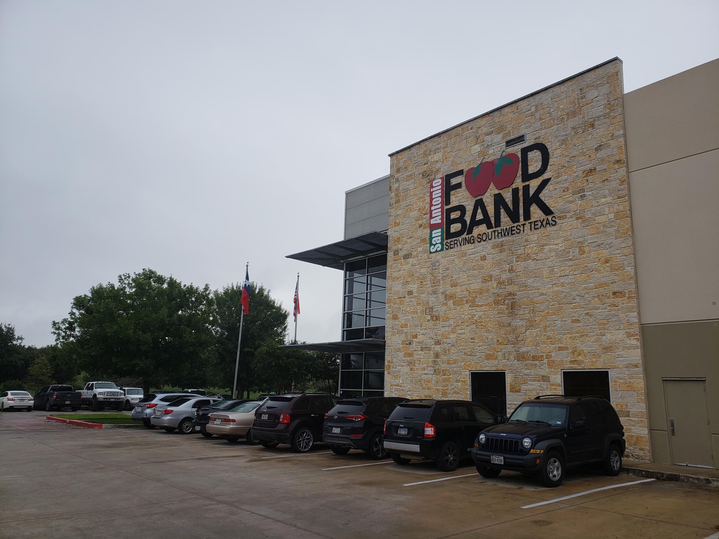 Donations To San Antonio Food Bank At 10 Year Low Texas