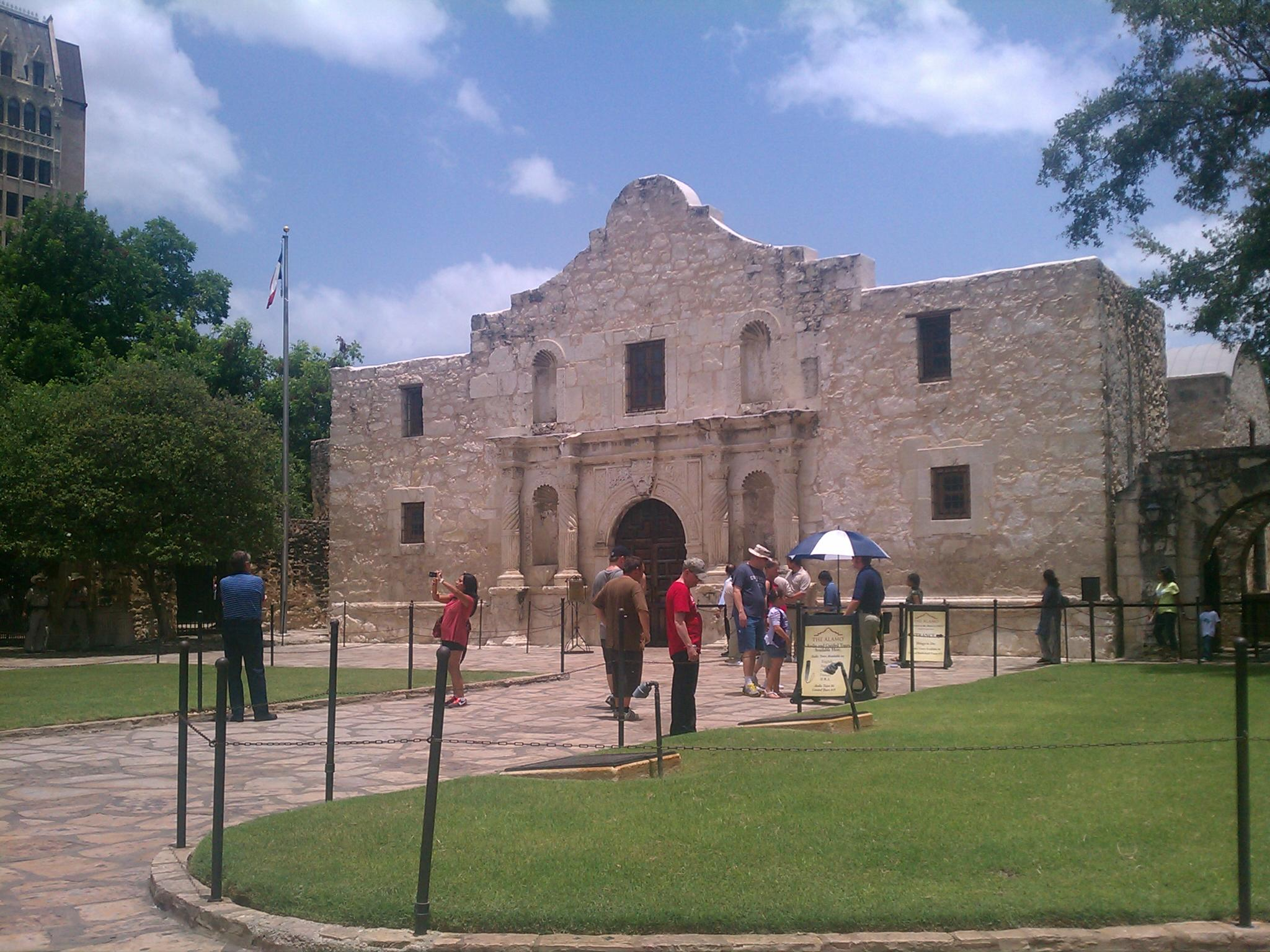 Texas Matters: Why The DRT Was Fired From The Alamo ...