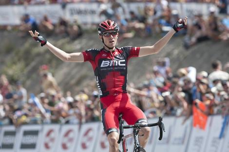 Tejay van Garderen wins Stage 2 of the USA Pro Challenge