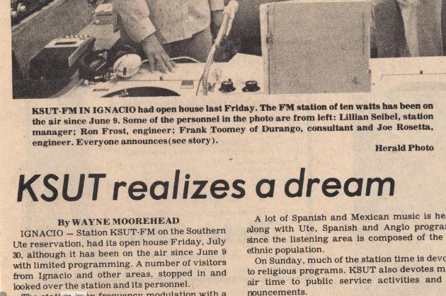 Another mid-70s Herald article
