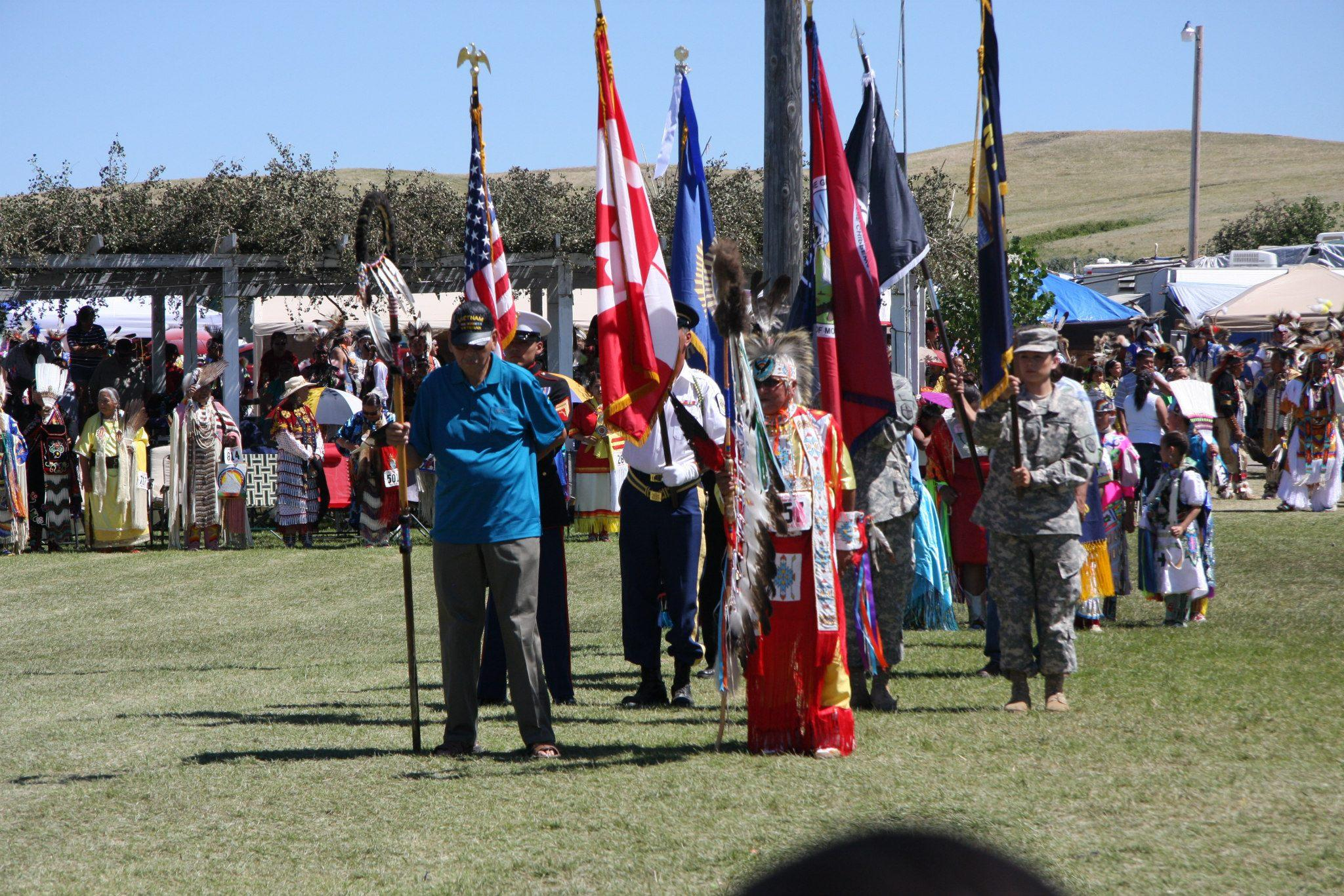 Rocky Boy Amp Shoshone Bannock Festival Feature 8 1 Ksut