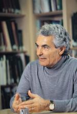Conductor Emeritus Gurer Aykal