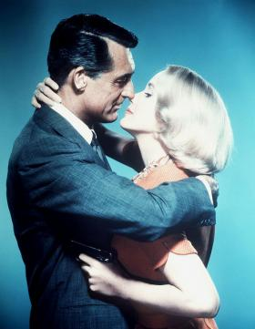 Cary Grant & Eva Marie Saint - North by Northwest
