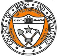 TCM Logo, College of Mines & Metallurgy